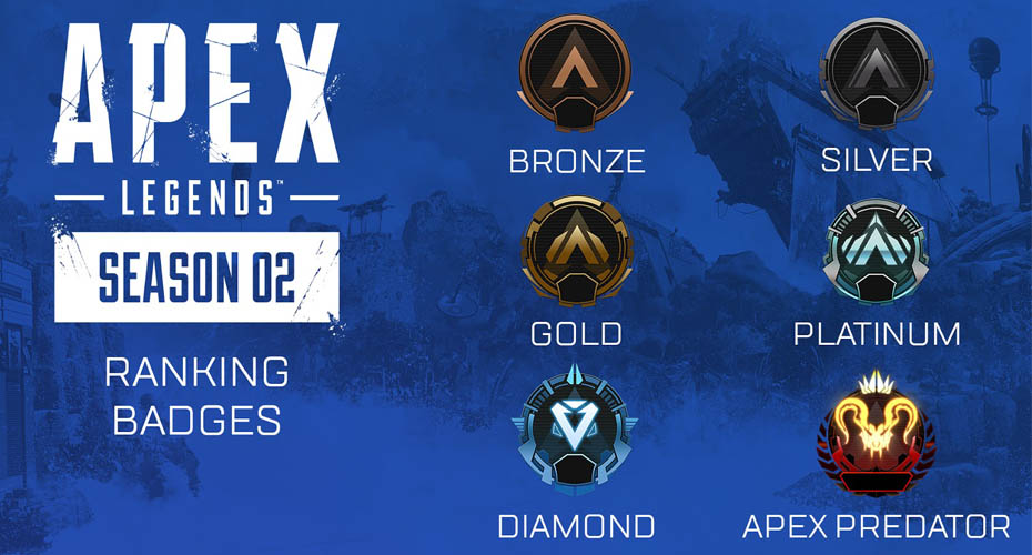 TALK ABOUT THE NEW RANKED LEAGUES FEATURE IN APEX LEGENDS