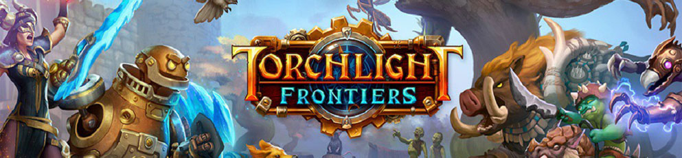Buy Torchlight Frontiers Gold PS4